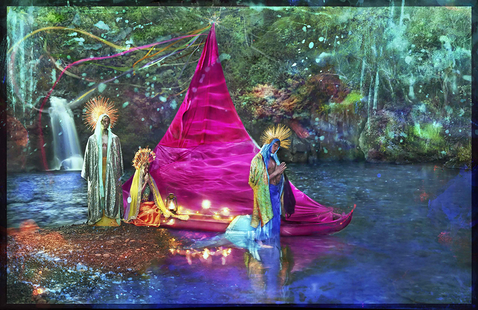 David LaChapelle A New World© David LaChapelle