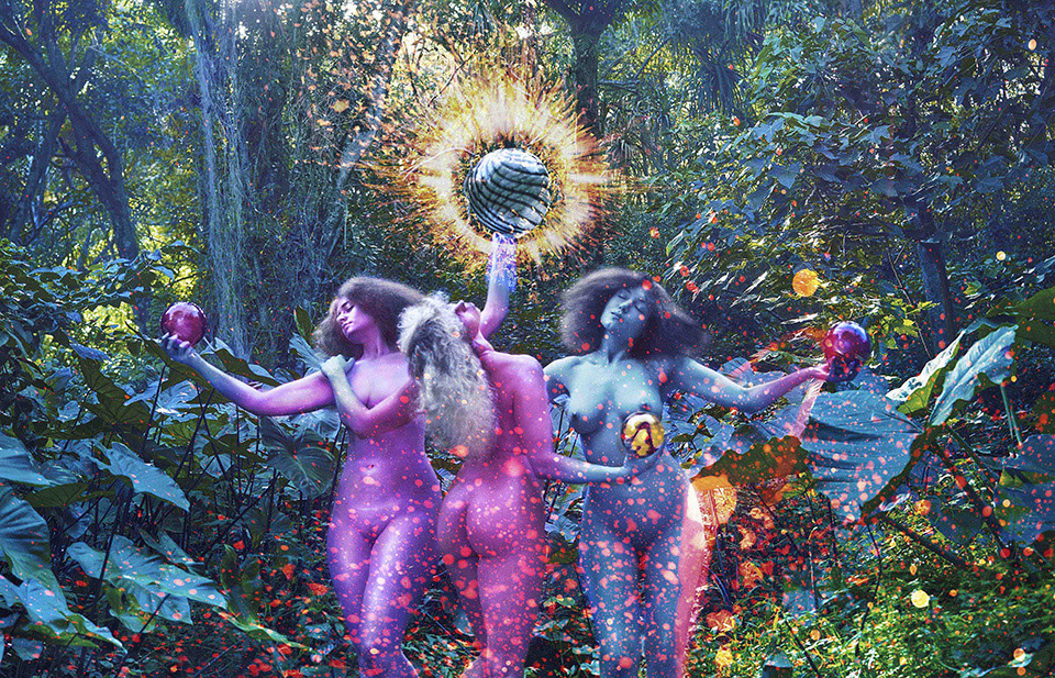 David LaChapelle Praise Dance©David LaChapelle