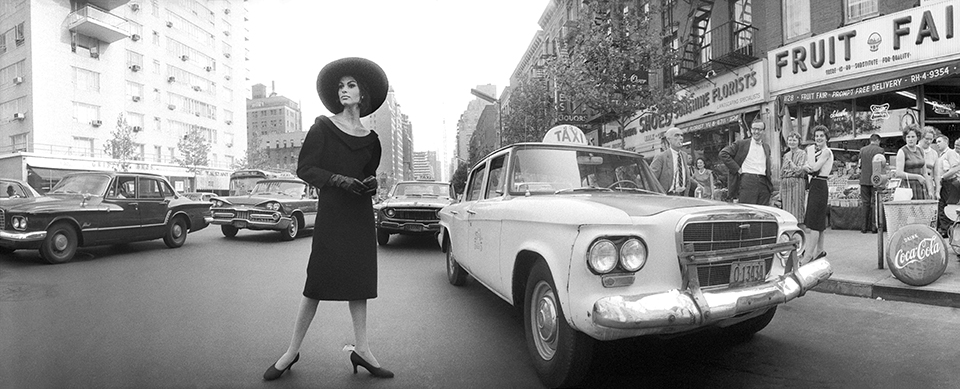 Norman Parkinson   Midtown, New York City 1963   Courtesy Eduard Planting Gallery