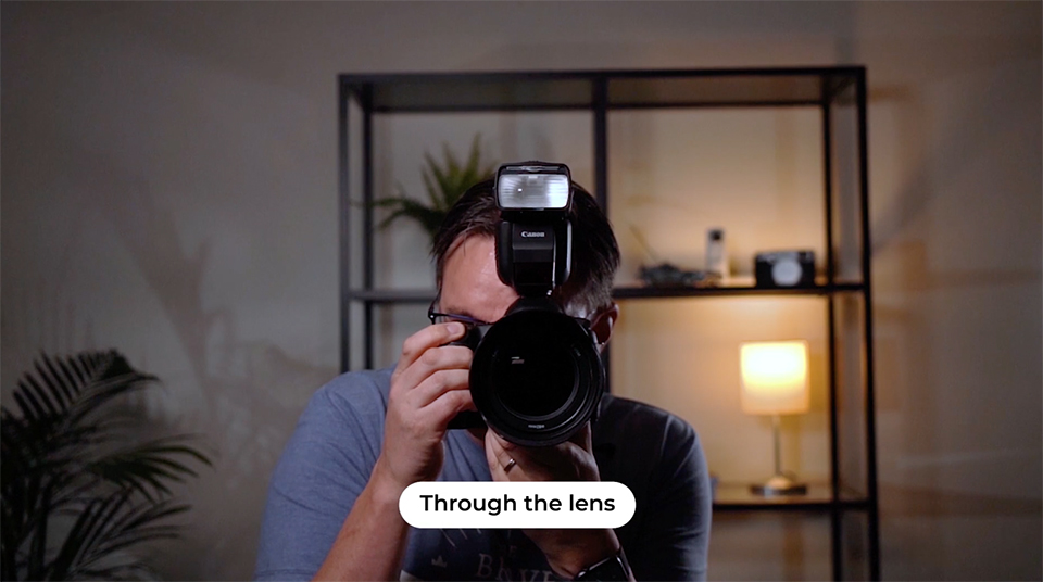 TTL Through The Lens