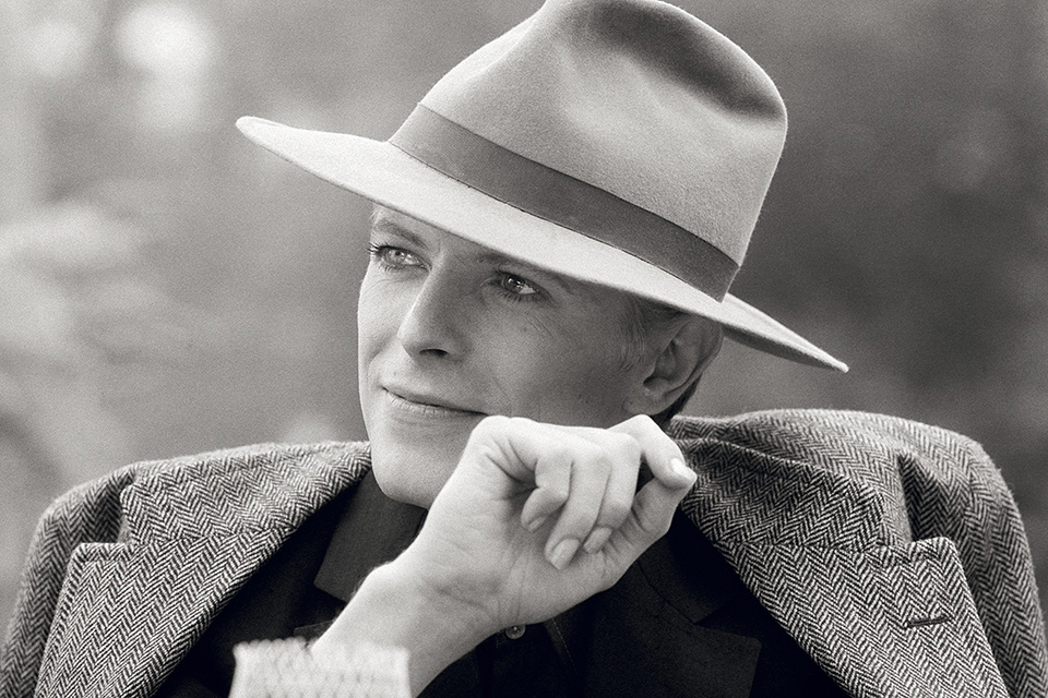 Terry ONeill David Bowie Los Angeles 1975