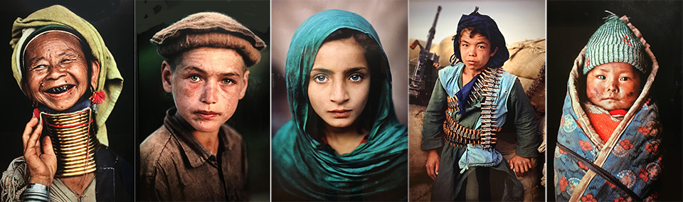 Expositie steve mccurry