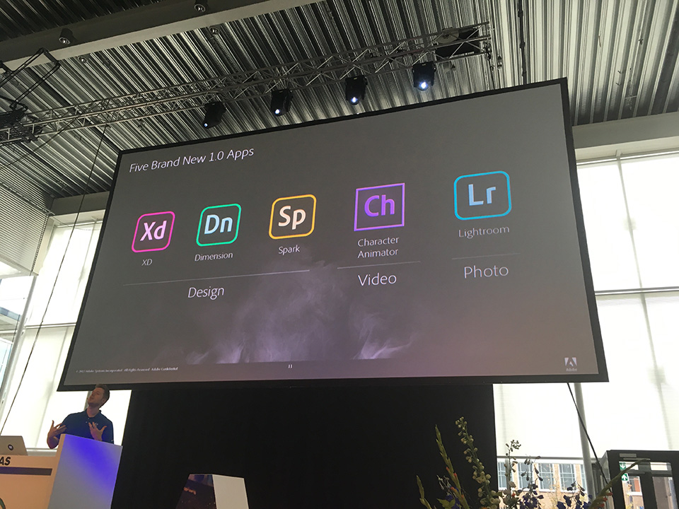 Five brand new apps