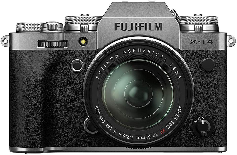 Fuijfilm X-T4