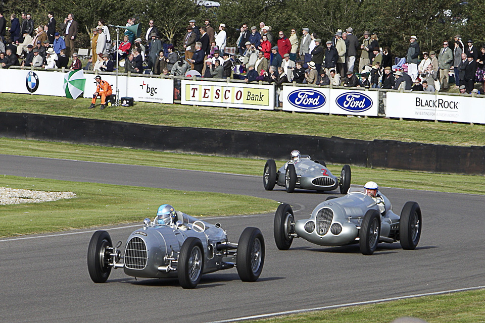 Goodwood oldtimer races