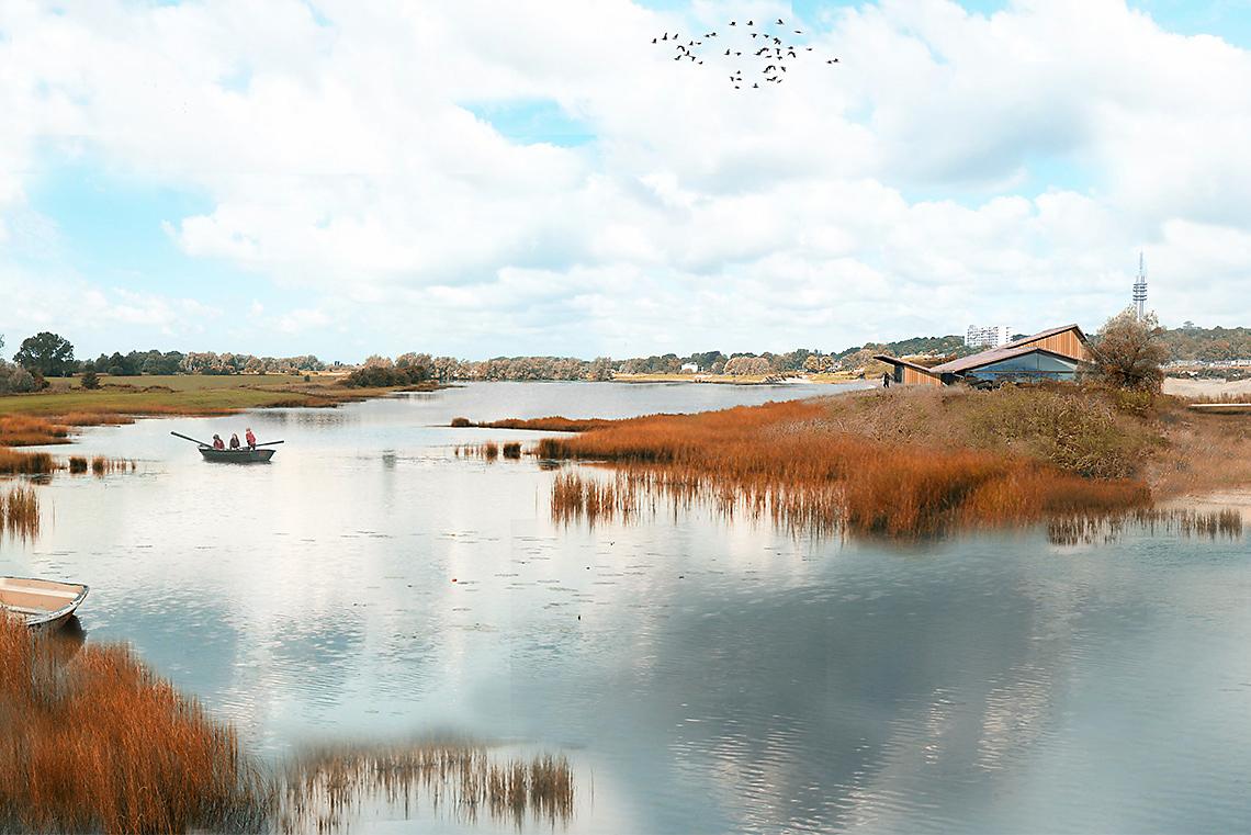 Natuurgebied meinerswijk arnhem