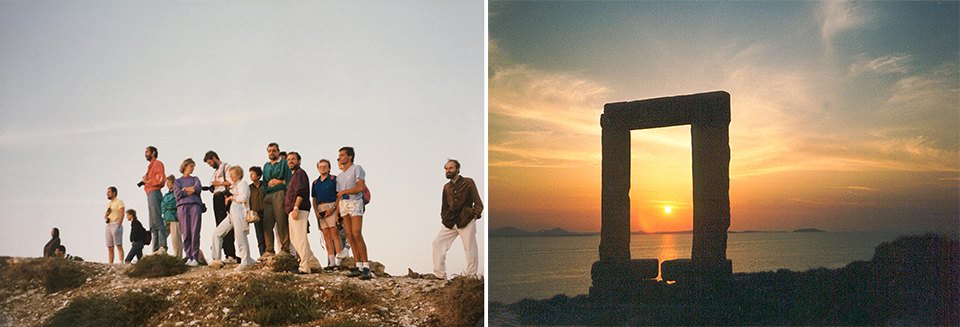 Naxos sunrise