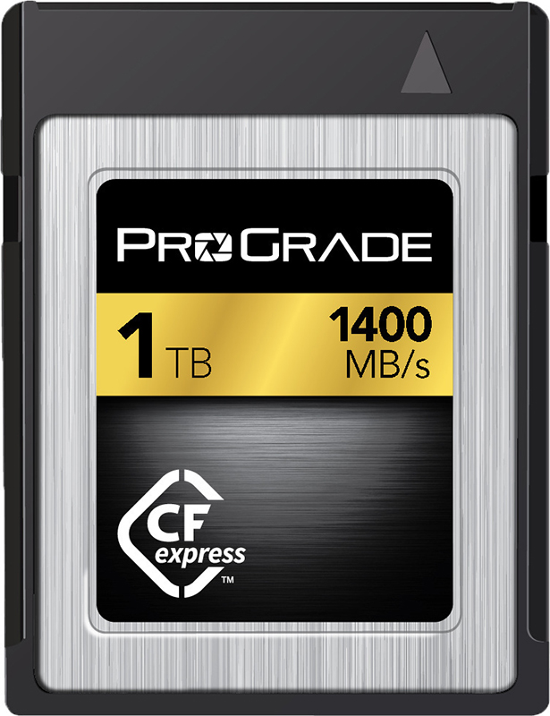 Prograde 1tb 1400mbs geheugenkaart