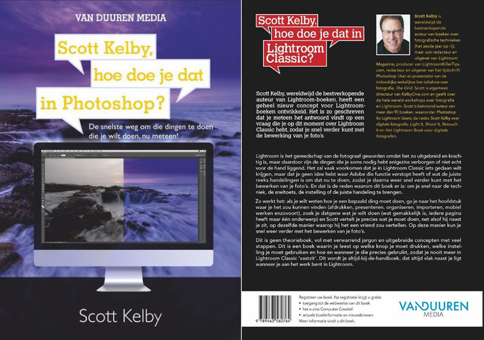 Scott Kelby - hoe doe je dat in Photoshop
