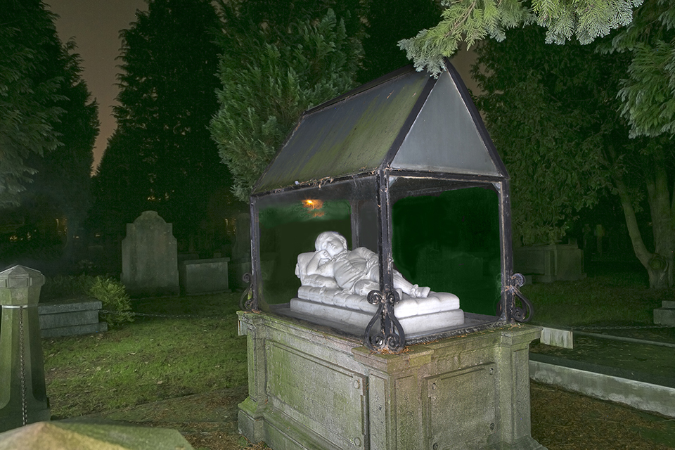 Sint joris kerkhof