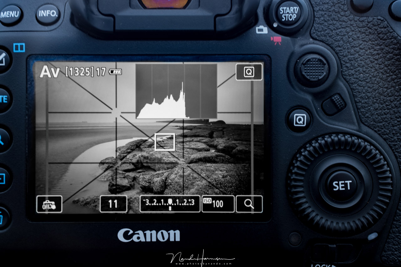 Nando histogram camera links