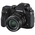 Preview: Fujifilm X-H1