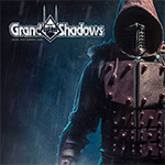 Project Grand Shadows; stripboek gemaakt met foto's