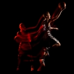 Video: mixed light basketbal fotografie