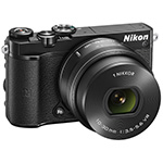 Nikon's full-frame mirrorless is op komst
