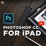Adobe start met beta voor Photoshop CC op iPad