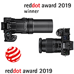 Red Dot Award: Product Design voor Nikon