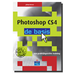 Recensie: Photoshop CS4 de Basis door Johan Kerver