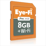 Review: Eye-Fi Pro X2 met SD to CF Converter