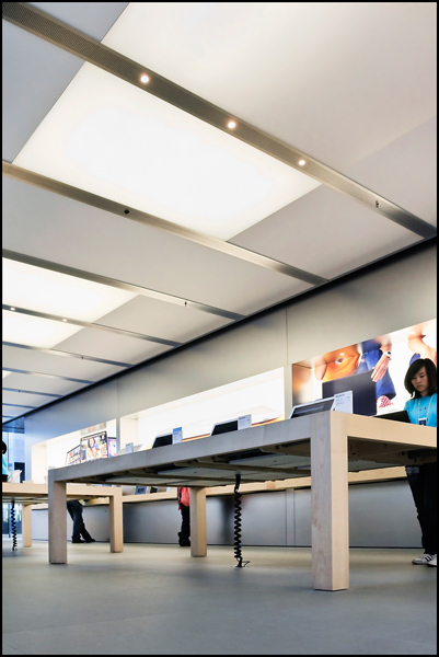 Apple flagship store,The Village, Beijing